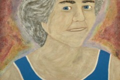 """Central Coast Carers Award Highly Commended """"Aura"""" By Anita Worth"""