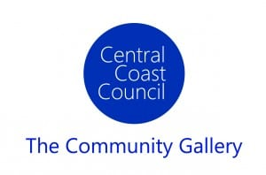 Central Coast Council - The Community Gallery logo