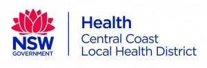 NSW Government - Central Coast Local Health District Logo