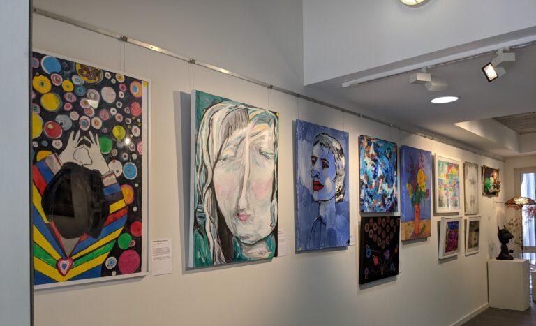 Mental Health Art Works! Exhibition