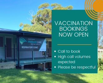Vaccination Bookings Reopen